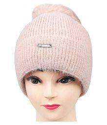37fc2bda7e5 Quick View. Bongio women s Pink Woolen cap