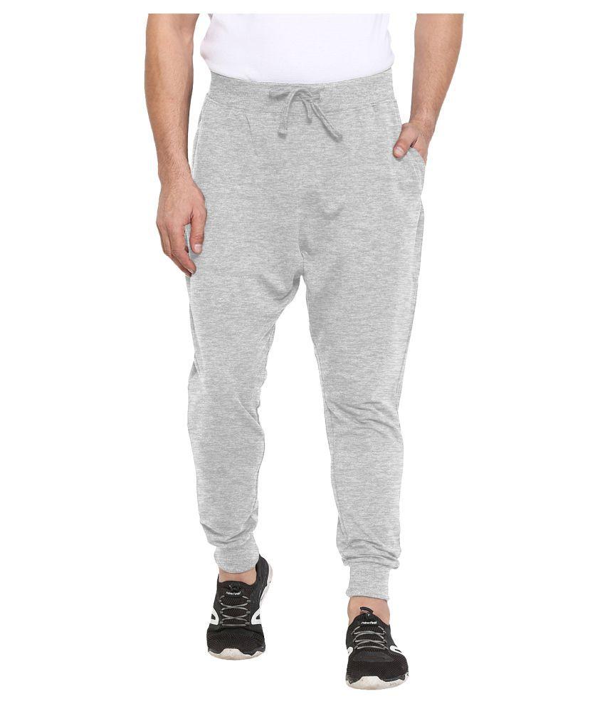 CHKOKKO Men's Cotton Lower Track Pant with Pocket