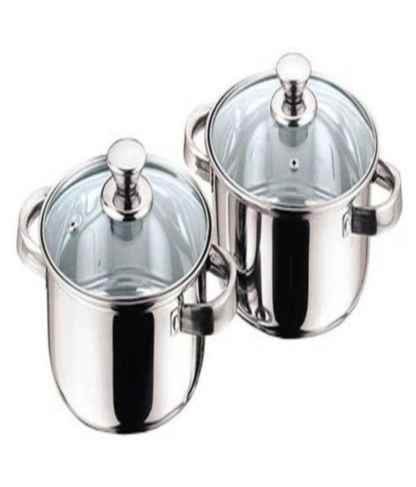Home Select Induction Bottom 2 Piece Cookware Set