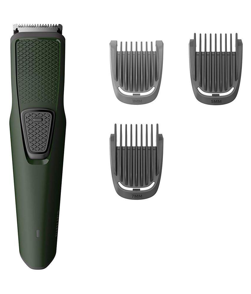 Philips Beard Trimmer BT1212/15 Beard Trimmer ( Green )