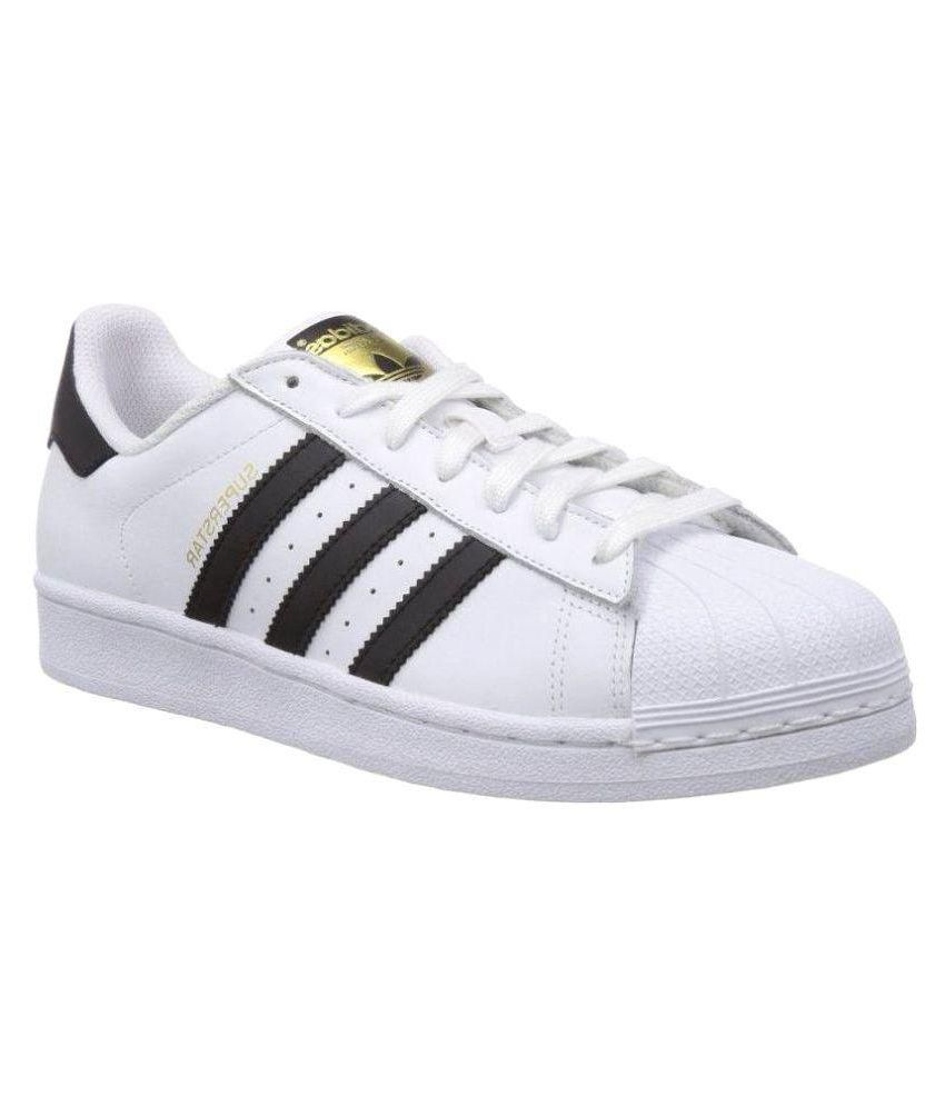 unique design amazing selection cheap price Adidas Sneakers White Casual Shoes