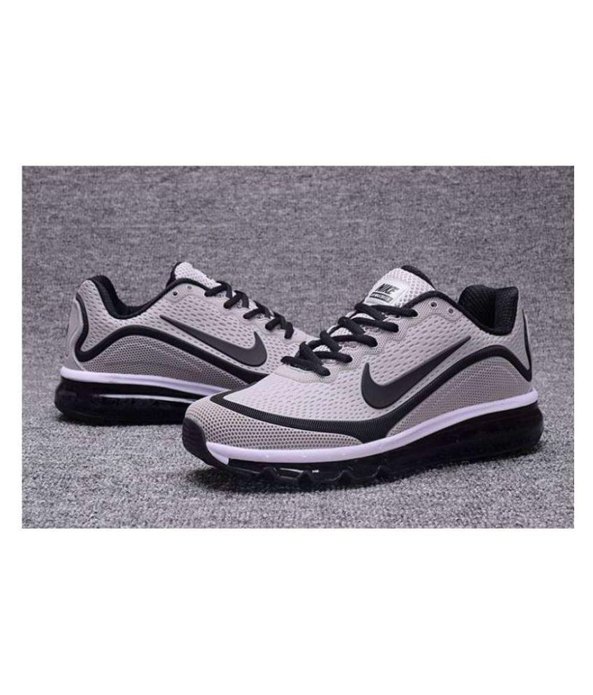 online store 00b59 5ab62 Nike Air Max 2018 Running Shoes Gray