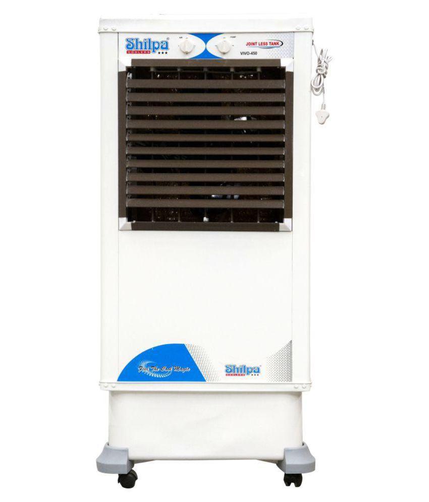 Shilpa Coolers Vivo-450H 61 & Above Personal White