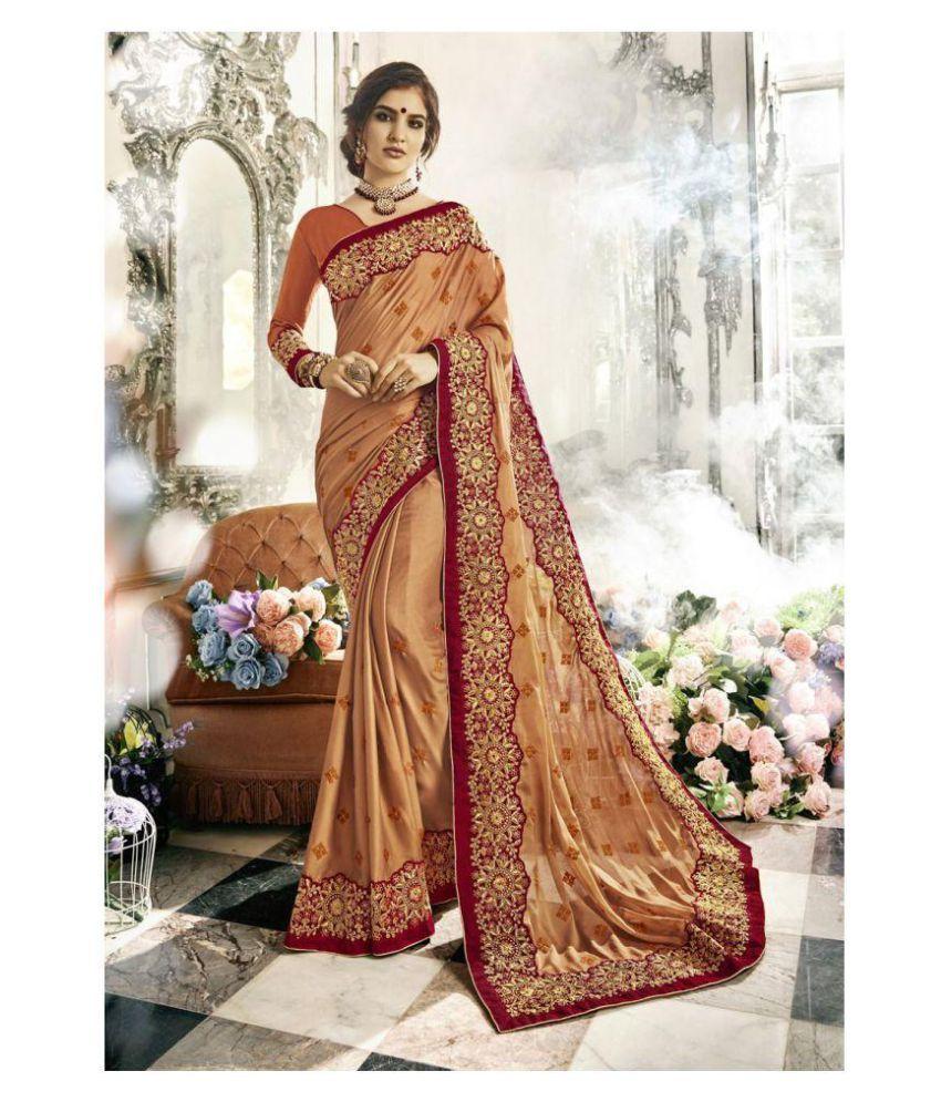 d43f37b21bd Zofey Bollywood Designer Sarees Maroon Georgette Saree Zofey Bollywood  Designer Sarees Maroon Georgette Saree