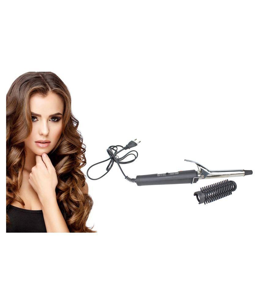SPERO 471B Curler Hair Straightener ( Black )