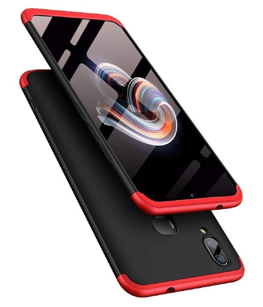 quality design c724d f9050 Xiaomi Redmi Note 7 Anti Gravity Cover Lenis - Black