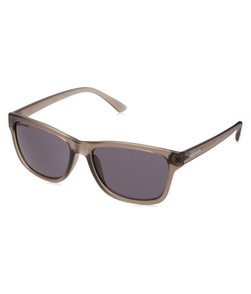 767a955785ae Fastrack Grey Wayfarer Sunglasses ( FT P357 BK2 ) - Buy Fastrack Grey  Wayfarer Sunglasses ( FT P357 BK2 ) Online at Low Price - Snapdeal