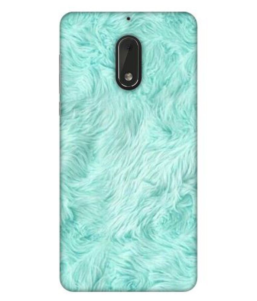 Nokia 6 2018 Printed Cover By Emble