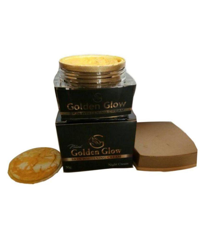 GOLDEN GLOW SKIN FAIRNESS & BRIGHT PIMPLES REDUCE Moisturizer 50 gm
