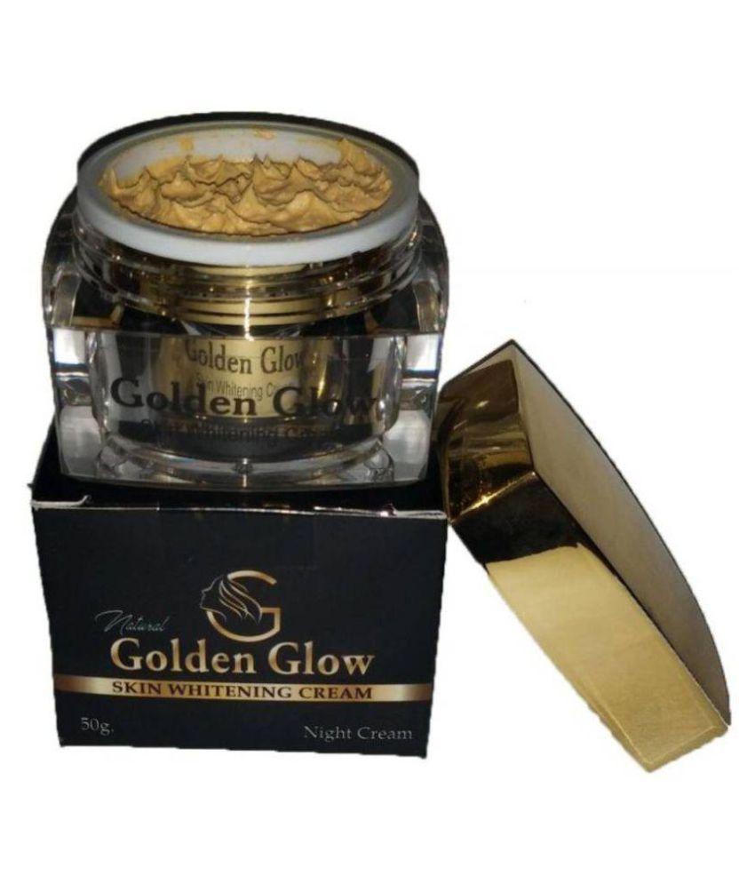 GOLDEN GLOW SKIN FAIRNESS & BRIGHTNESS Moisturizer 50 gm