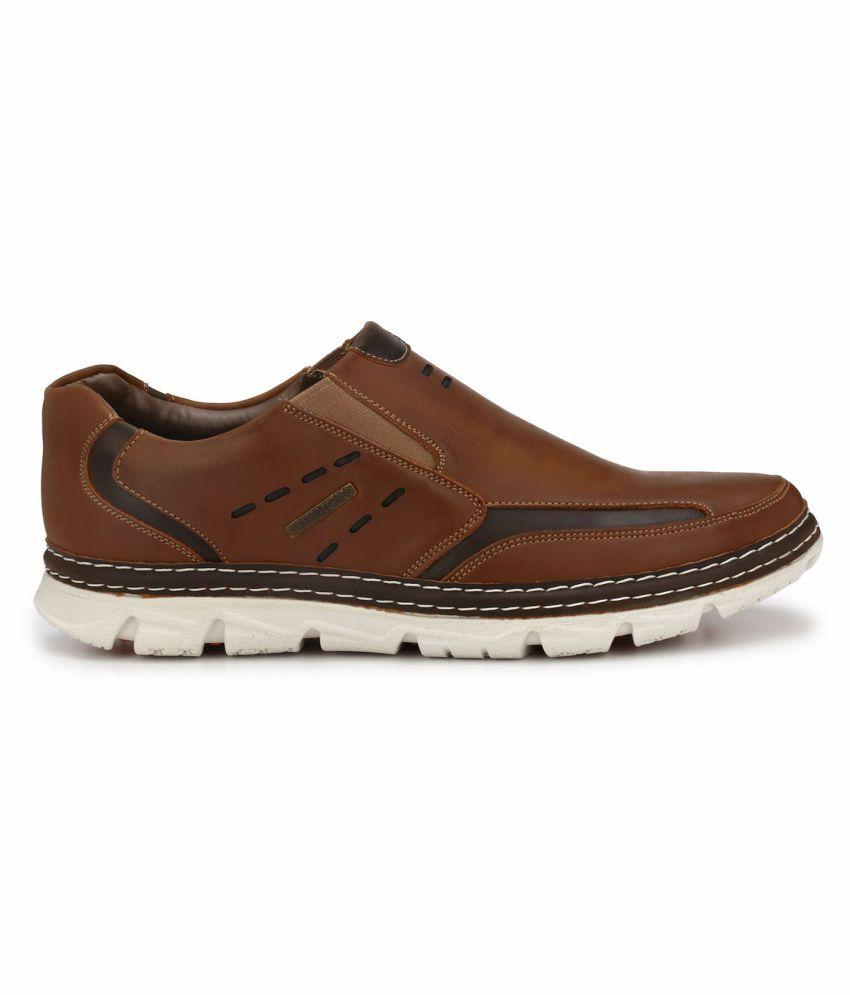 5ec4fb88c87bbd Alberto Torresi Tan Casual Shoes Alberto Torresi Tan Casual Shoes ...