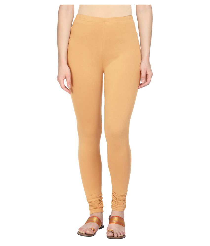 Alena Cotton Lycra Single Leggings