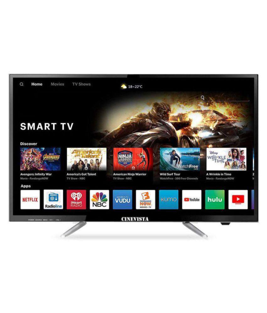 Cinevista CINEVISTA 32 SMART 77.47 cm ( 30.5 ) Smart HD Ready (HDR) LED Television