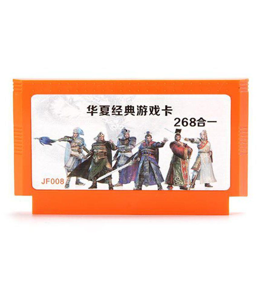 268 in1 8 Bit Game Cartridge Kabi Star for Nintendo FC