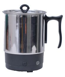 Atmco 1.2 Liters 500 Watts Stainless Steel Electric Kettle
