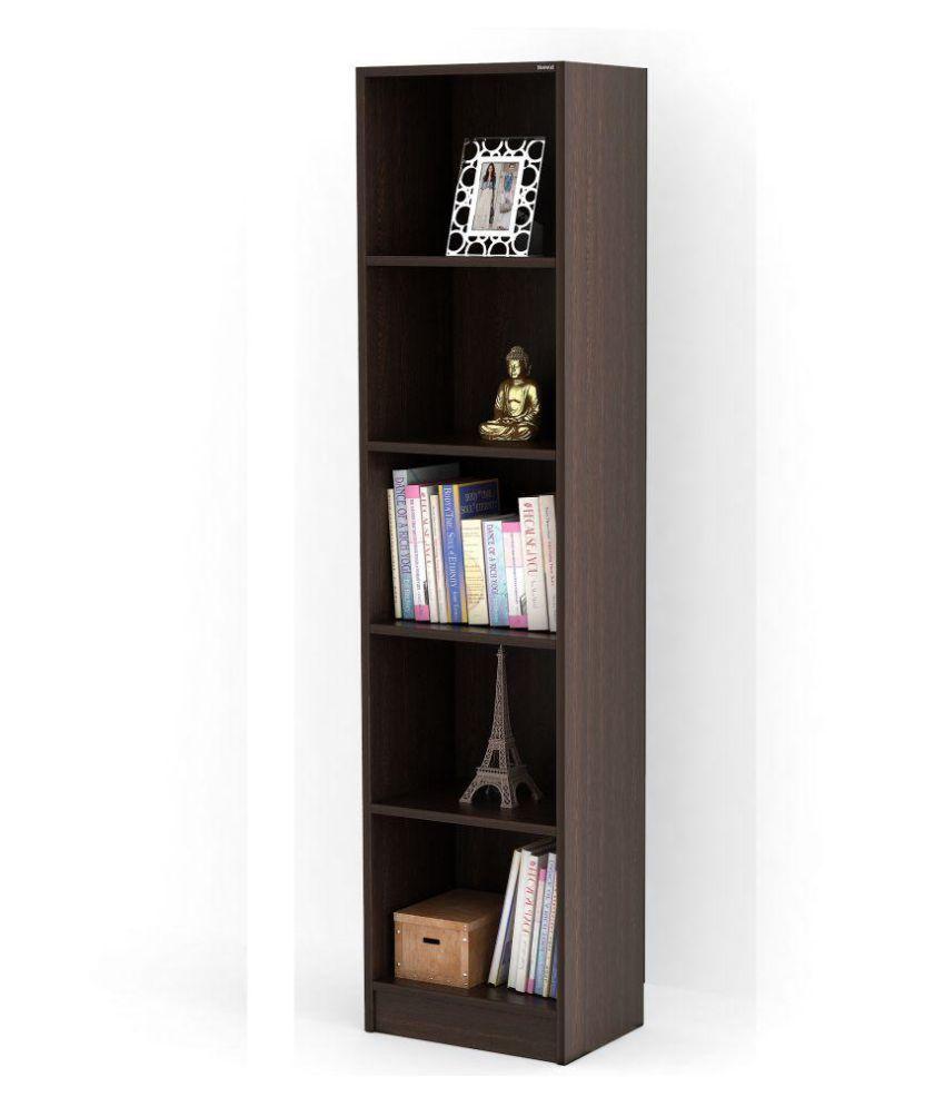 Bluewud Alex Wall Book Shelf/Home Decor Display & Storage