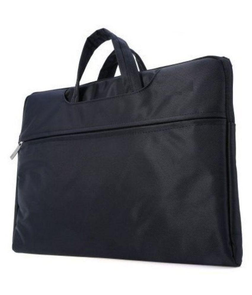 8bf70673e33d TGK Waterproof Laptop Briefcase for HP Envy 13 inch Black Nylon Office Bag