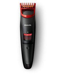 Philips Beard Trimmer QT4011/15 Beard Trimmer ( Black & Red )