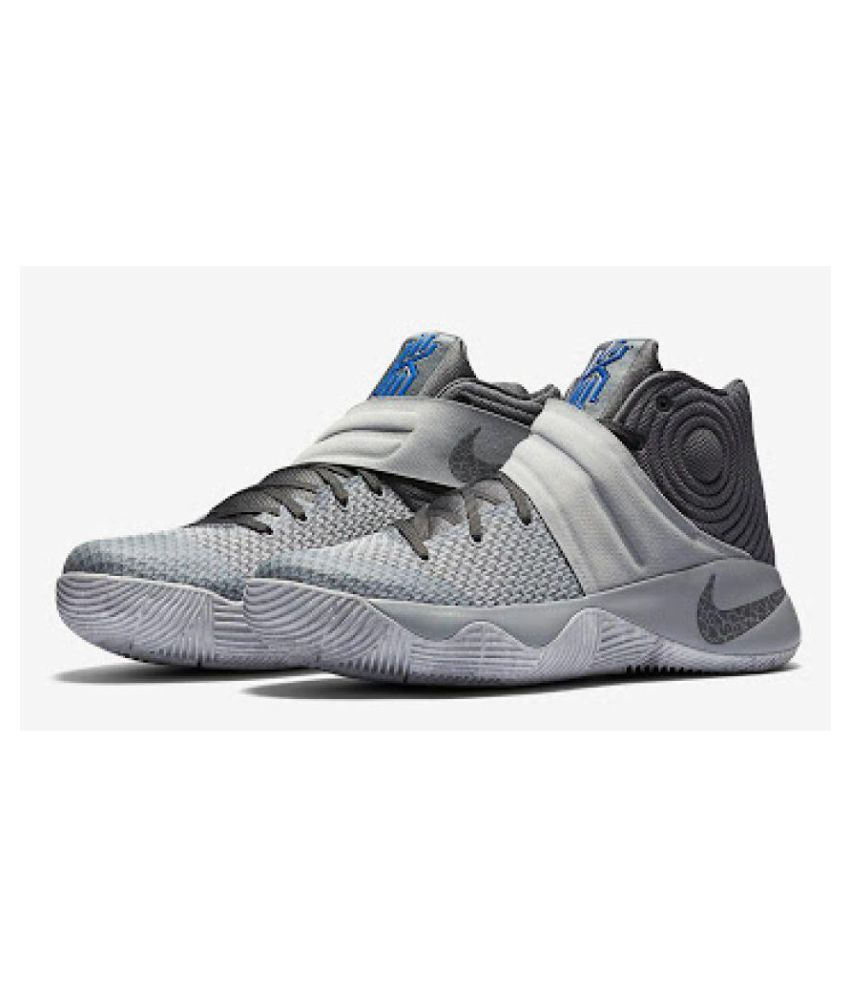 buy popular 3b7b7 03878 Nike Kyrie 4 Wolf Gray Midankle Male Others: Buy Online at ...