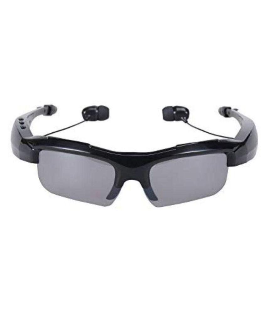 19235ec67533e ... Premium Quality Wireless Bluetooth Sunglasses Headphone (Bluetooth  Headset) - Black ...