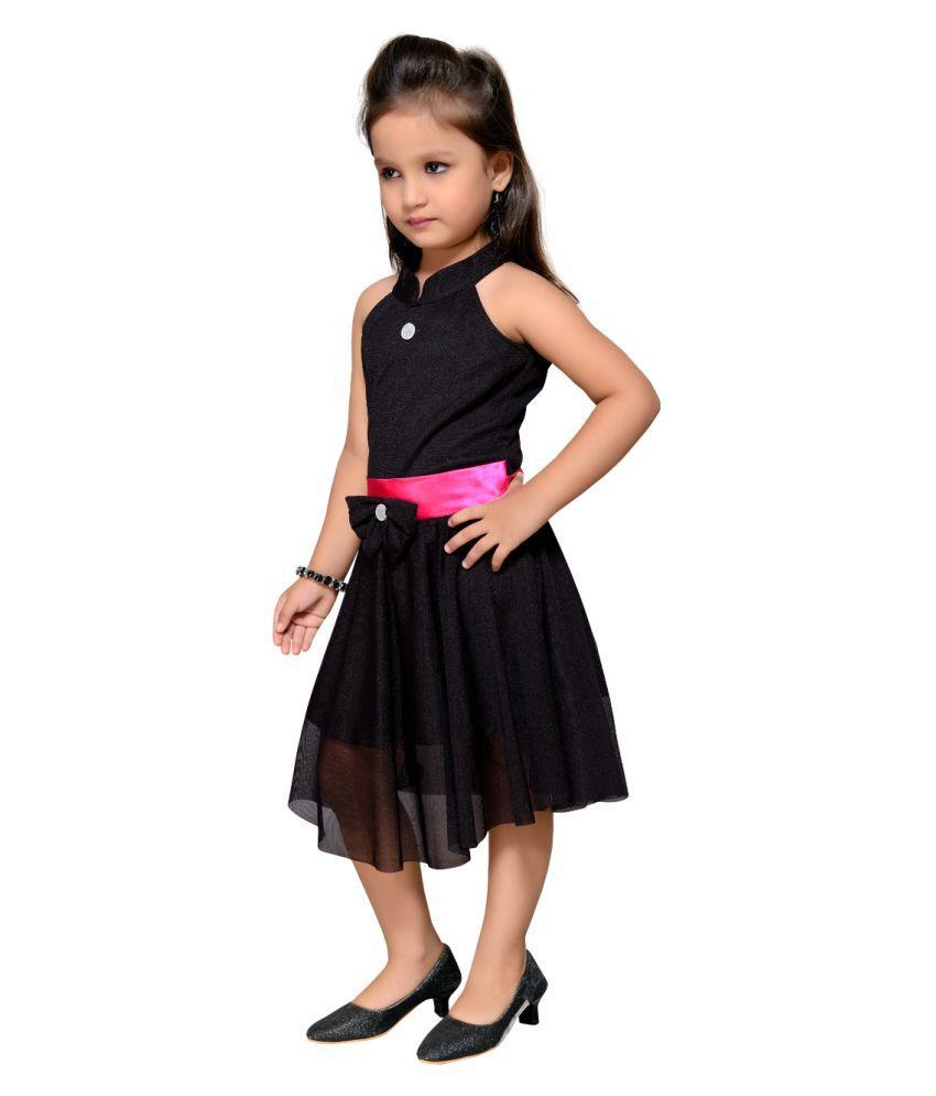 5d9f8e9fd Aarika Net Frock For Girls - Buy Aarika Net Frock For Girls Online ...