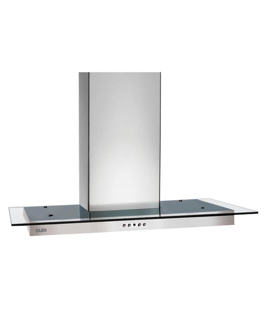 glen 6062ss 1000 m3 hr 60 cm stainless steel hood chimney price in rh snapdeal com