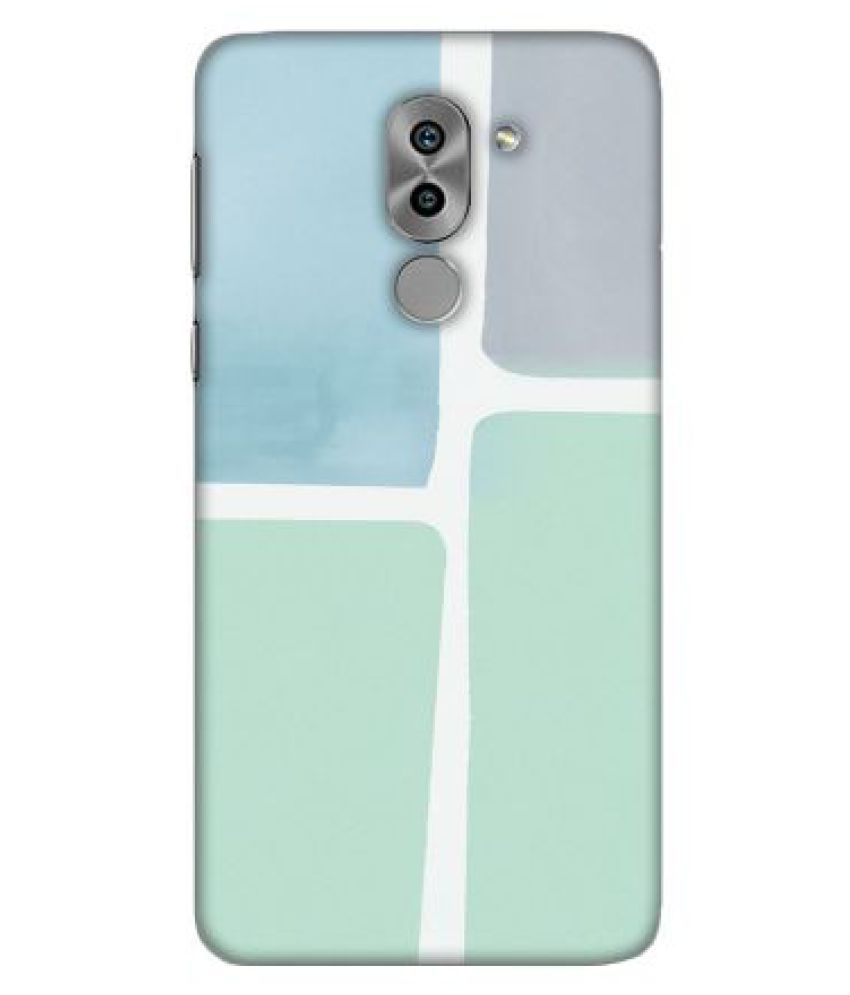 Honor 6x Printed Cover By Emble