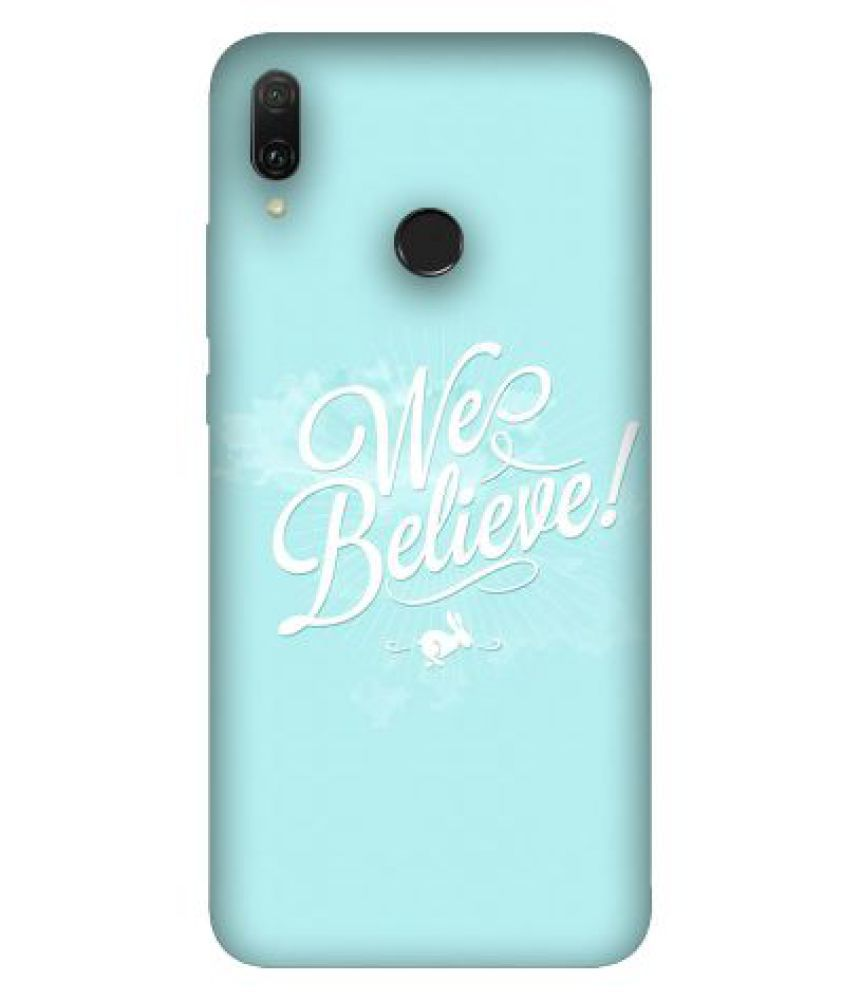 Huawei Y9 - 2019 Printed Cover By Emble