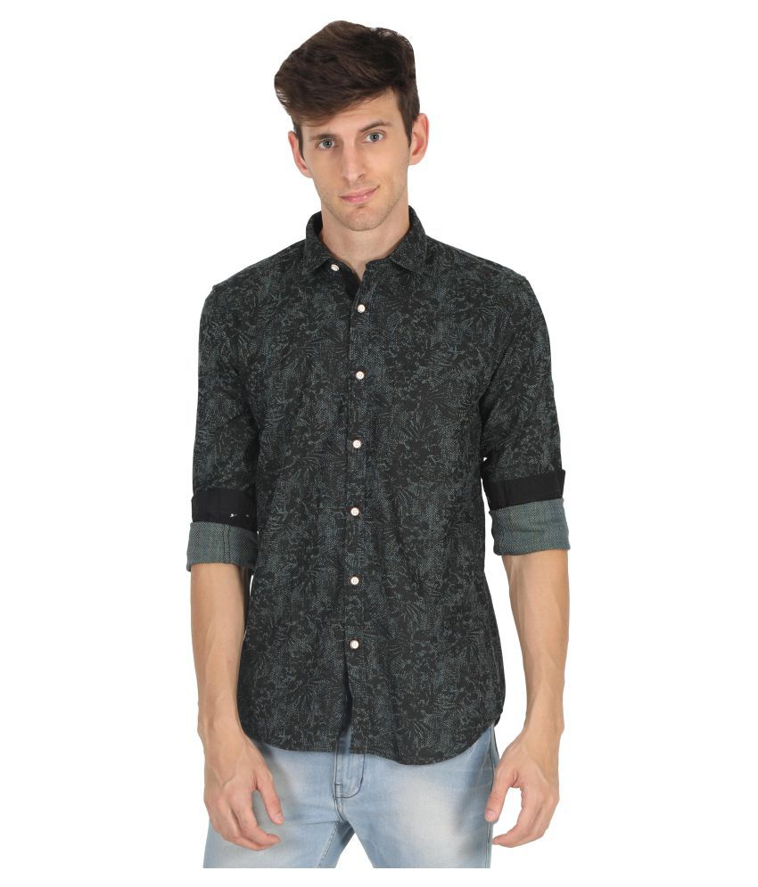 Urban Look 100 Percent Cotton Shirt