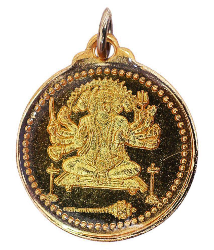 Panchmukhi hanuman yantra locket