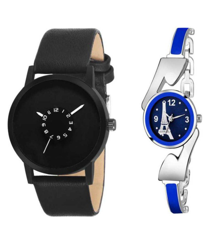 NEW COOL ANALOG WATCH FOR COUPLE
