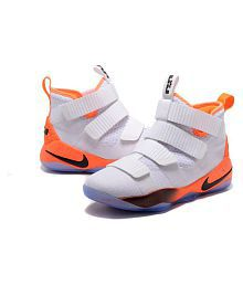a722b6aaddd Size 7 7.5 8.5 9 10 11. Quick View. Nike 2018 LeBron Soldier ...