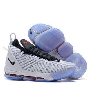9632dad4b3e5f Nike LEBRON 16 FIRST LOOK White Basketball Shoes - Buy Nike LEBRON 16 FIRST  LOOK White Basketball Shoes Online at Best Prices in India on Snapdeal