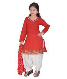 47b8c23e47 Girls Ethnic Wear: Buy Girls Ethnic Wear Online at Best Prices in ...