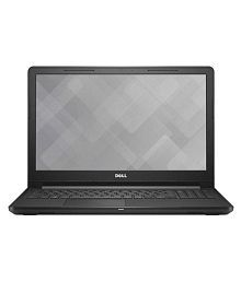 Dell Vostro 3578 Notebook Core i5 (8th Gen) / 4GB RAM / 1TB HDD / 39.62cm(15.6) / Windows 10 Home with MS Office / Integrated Graphics / Black