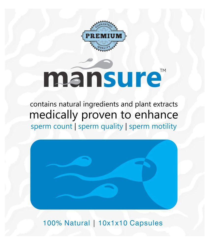 ManSure Capsule 10 mg