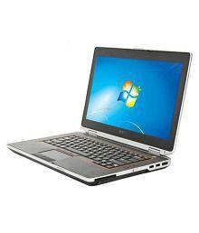 SANBAK-DELL Latitude 6430 Notebook Core i5 (3rd Generation) 8 GB 35.81cm(14.1) Windows 7 Professional Integrated Graphics GreySilver