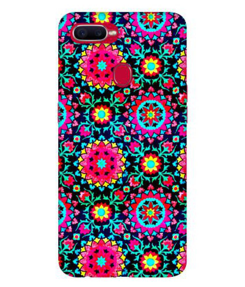 Oppo F9 Pro Printed Cover By Emble
