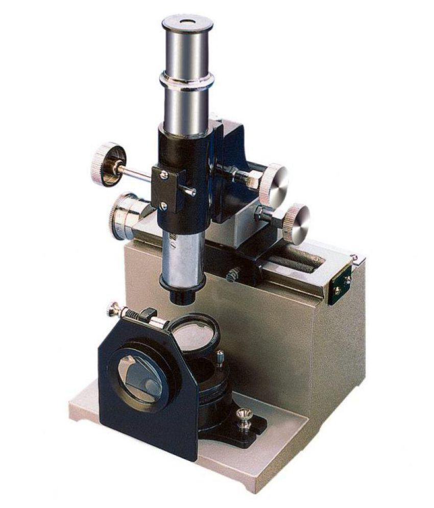 COMET Newton Ring Microscope