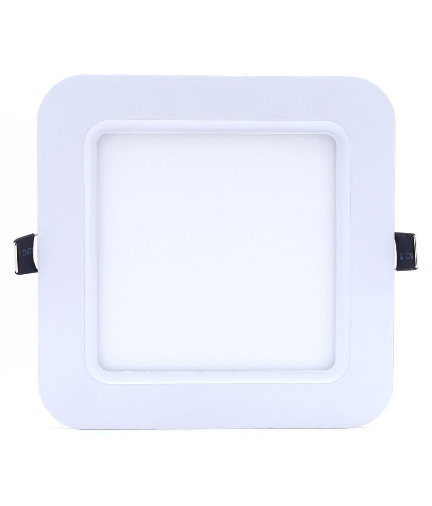 HOC LIGHT 12W Panel Lights - Pack of 1