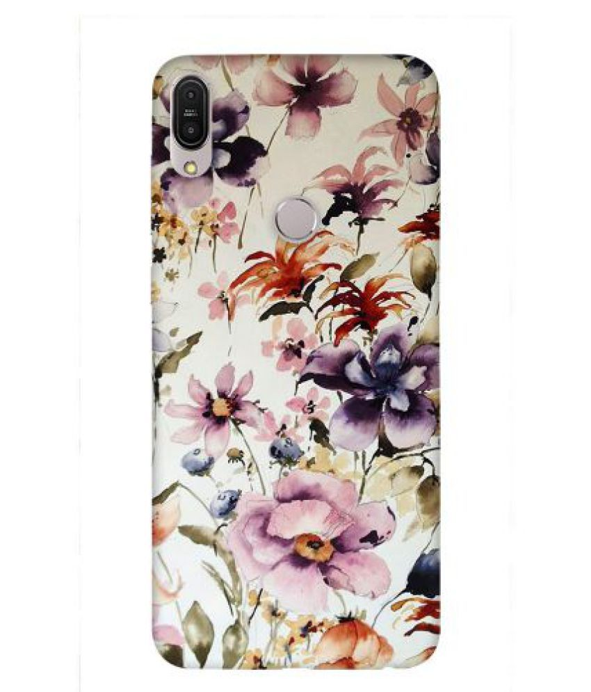 Asus Zenfone Max Pro M1 Printed Cover By Emble