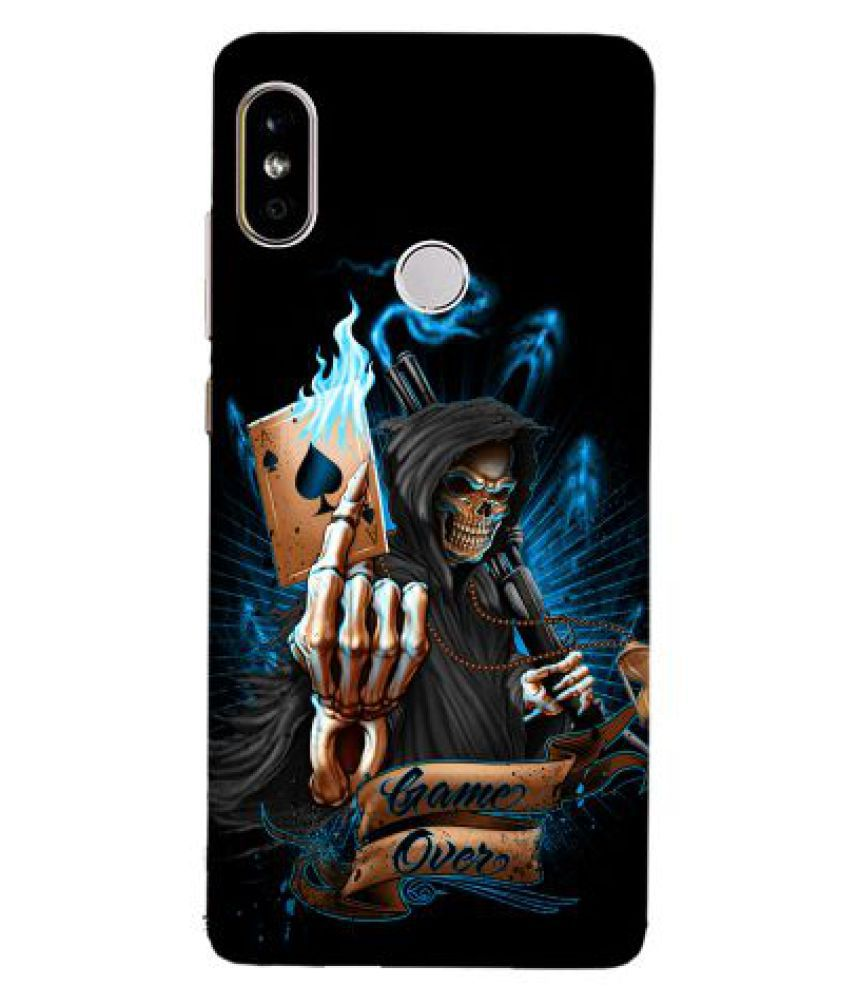 Xiaomi Mi A2 Printed Cover By Emble