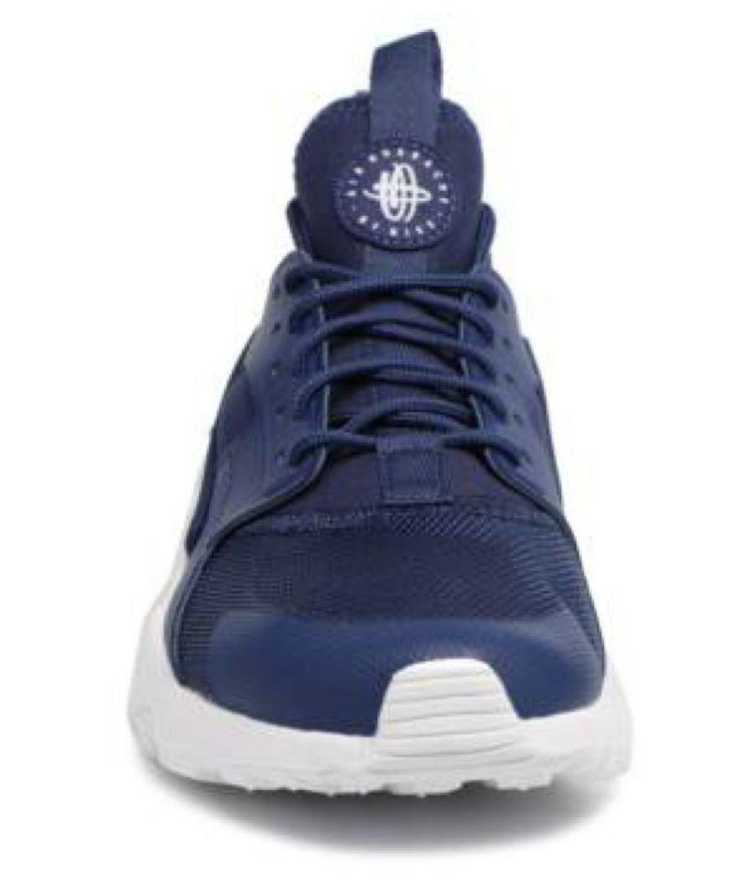 56ef9585cfc9 Nike Huarache Running Shoes Blue  Buy Online at Best Price on Snapdeal
