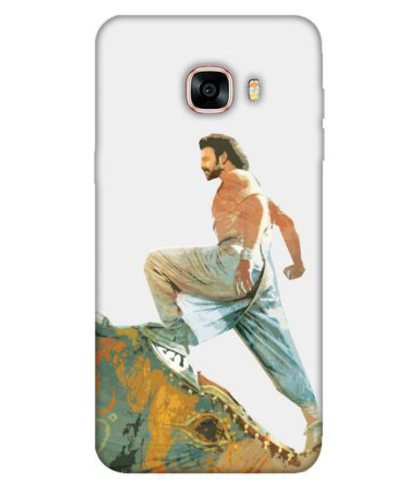 Samsung Galaxy C9 Pro Printed Cover By Emble