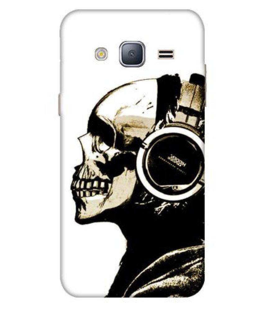 Samsung Galaxy J3 Printed Cover By Emble