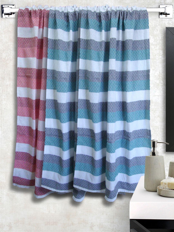 Athom Trendz Set of 3 Cotton Bath Towel Multi