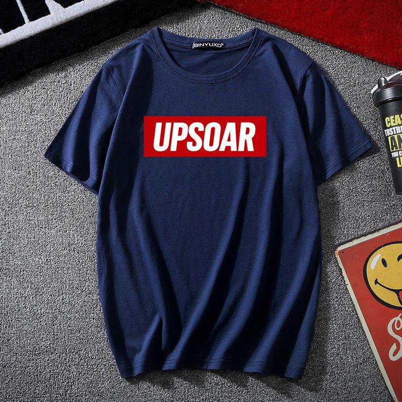 Epoch Navy Half Sleeve T-Shirt Pack of 1