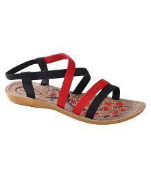 3eb3d1403bfd Women s Sandals Upto 70% OFF  Buy Women s Sandals   Flat Slip-on ...