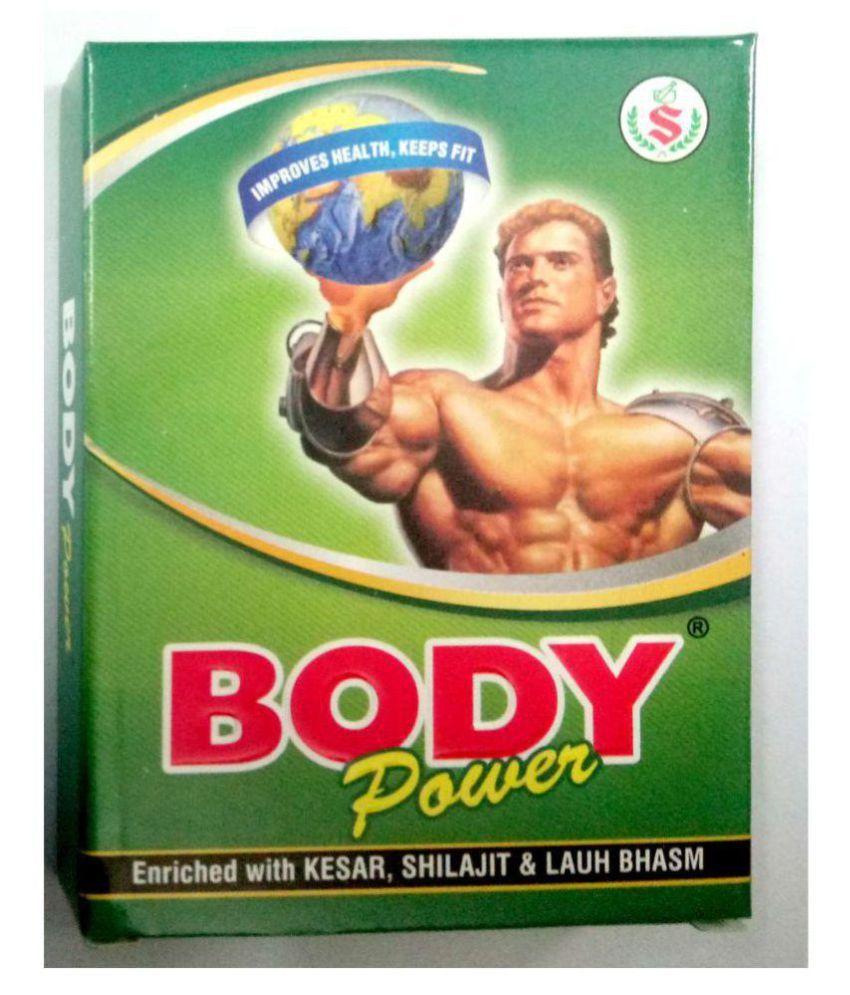 Herbalshoppe Body Power (10X6=60) Capsule 10 no.s Pack Of 6