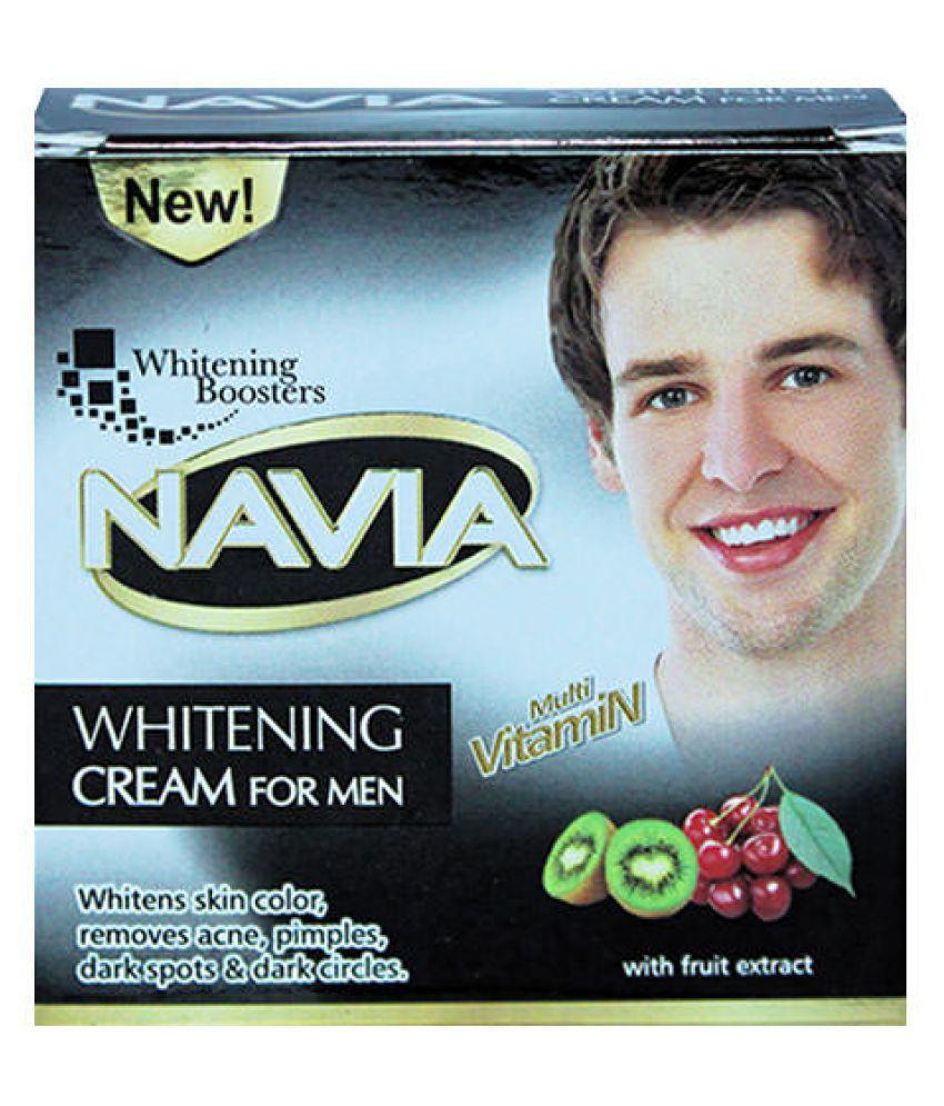 RIZTICS NAVIA WHITENING CREAM FOR MEN Night Cream 30 gm